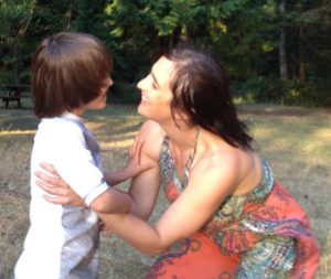 Mindful parenting helps us cultivate compassion for our own and our child's emotions